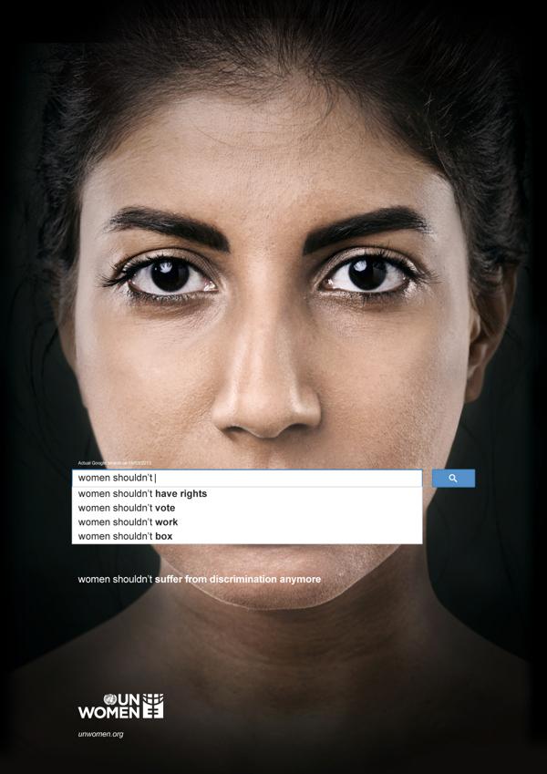 UN ad campaign